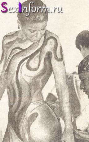 Искусство требует тел