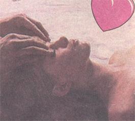 Массаж затылка и головы: расслабь своего партнера