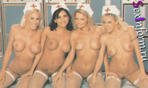 Сексуальные-медсёстры