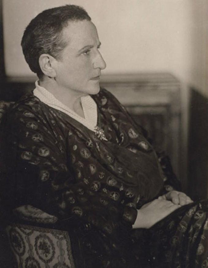 Гертруда Стайн великосветская лесбиянка